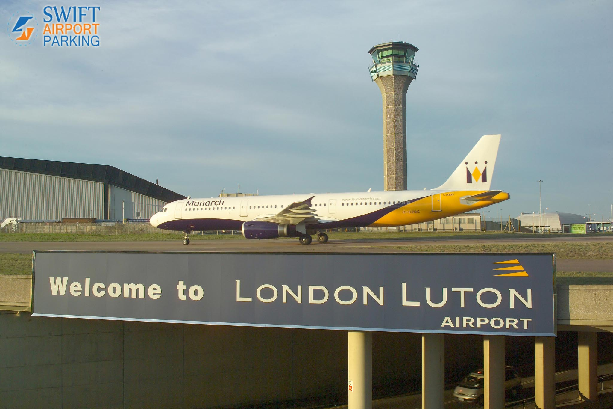 London Luton Airport In Need Of Fast Trains Swift Airport Parking