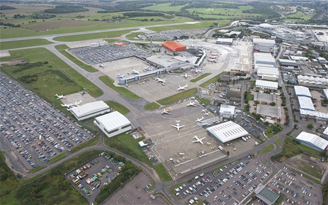 Growth in Passenger Numbers at Luton