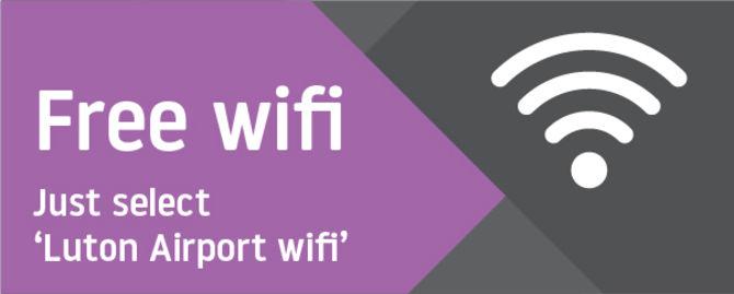 Improvements at Luton Airport