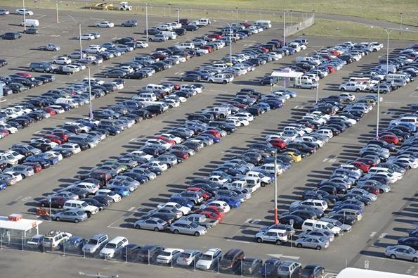 Jfk Car Parking